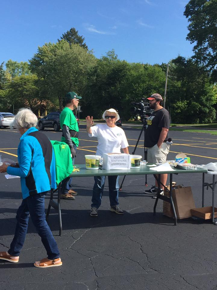 Community Recycling Event