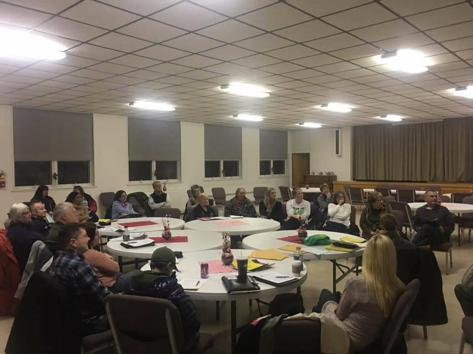 Mental Health Task Force Meeting