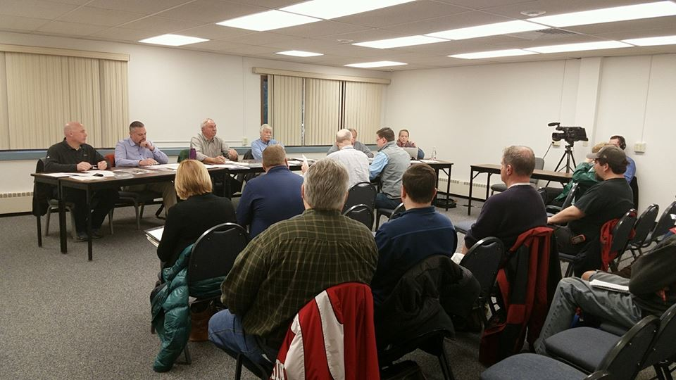 Environmental Justice meeting about Back 40 Mine